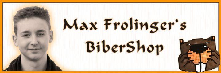 MagicBiber Merch - Willkommen im Merch Shop vom MagicBiber. Komm doch rein und sieh dich um. Man sagt, mein Merch habe eine anziehende Wirkung! =)
