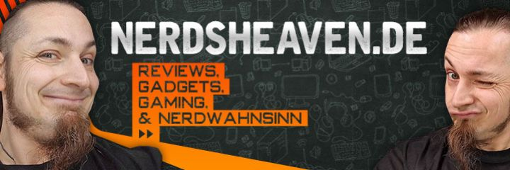 NerdsHeaven.de - Official Merchandising