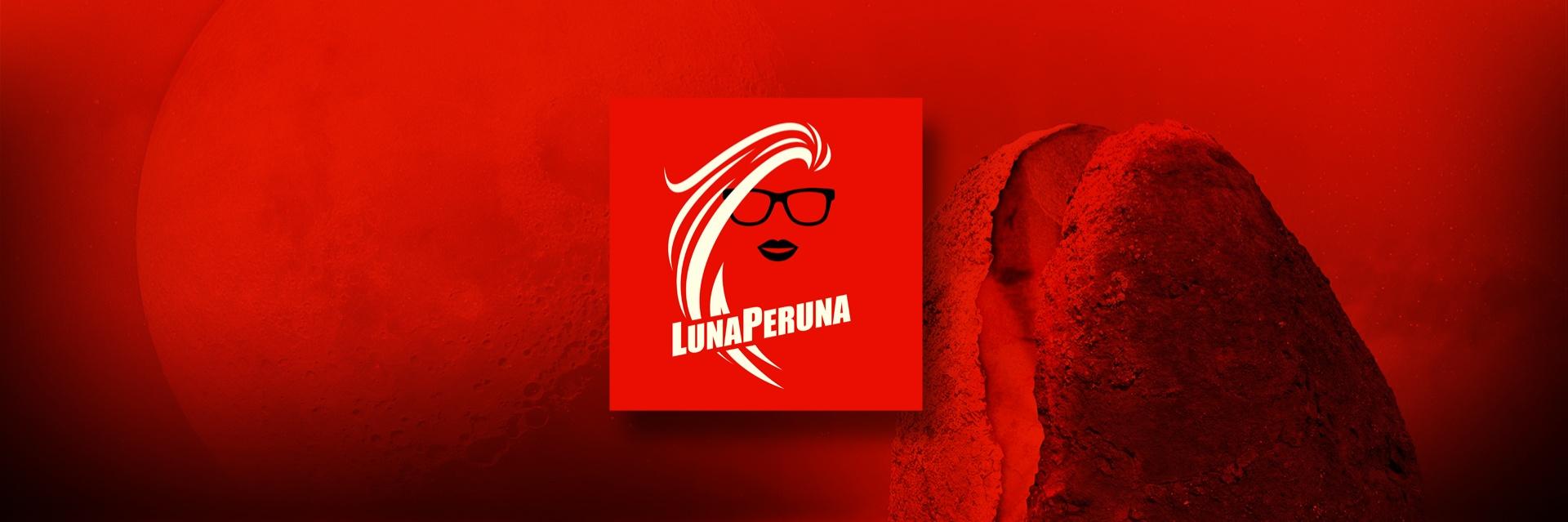 LunaPeruna Official Merchshop - Community-Stuff rund um die verrückte Mondkartoffel und ihre spaßigen Twitch-Streams als auch Ihre Videos und Vlogs auf ihrem YouTube-Kanal.