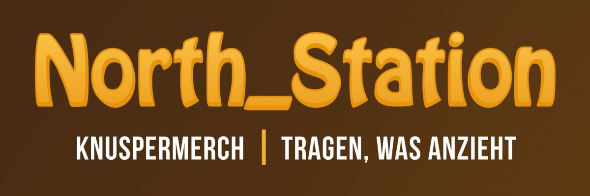 North_Station Knuspermerch - Offizielles Knusper-dising zum knackigsten Gaming-Sichter auf Twitch. Nur für Euch: North_Stations !Familien-Merch