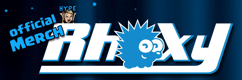 Rhoxy Official Merchandising