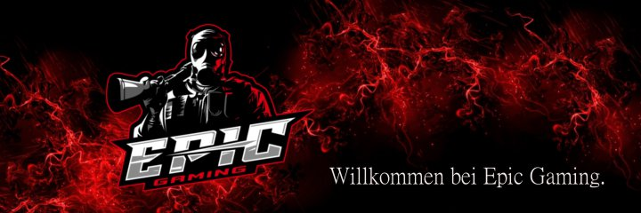 Official Epic Gaming Merchandise Store - Willkommen in unserem offiziellen Epic Gaming Merchandise  Shop. Wir danken für deinen Einkauf.