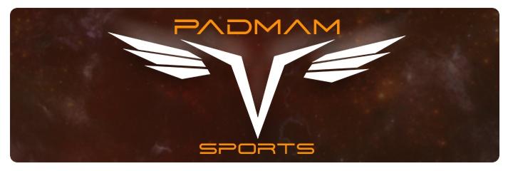 PADMAM Sports - Für alle PADMAM Sports Freunde und Fans haben wir diesen Shop ins Leben gerufen. Hier könnt ihr euch im PS Style kleiden und gleich mit dem Training loslegen!