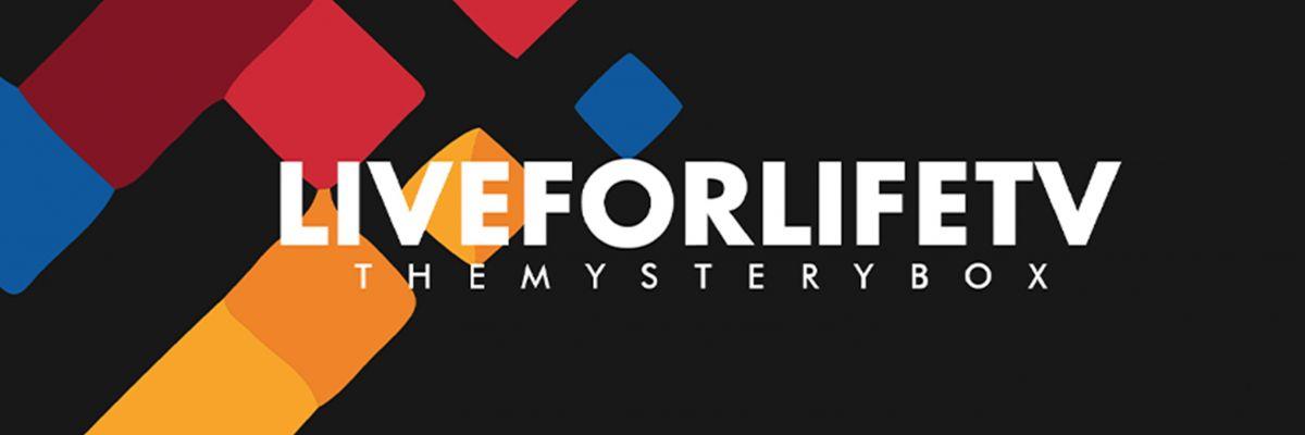 LiveForLifeTV - Der Offizielle Merchandise Shop für das LiveForLifeTV Spendenprojekt auf Twitch. #TheMysteryBox