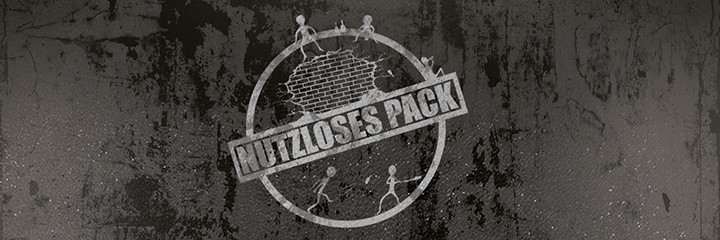 Nutzloses Pack Shop