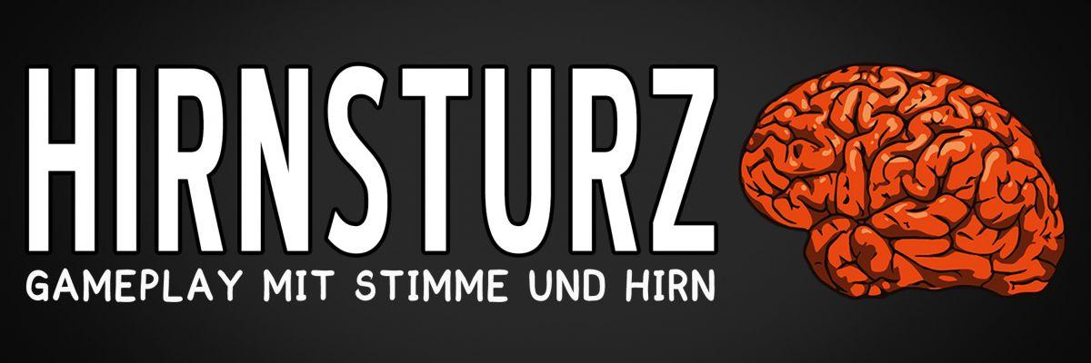 Hirnsturz - Hirnsturz - Gameplay mit Stimme und Merch mit Hirn!