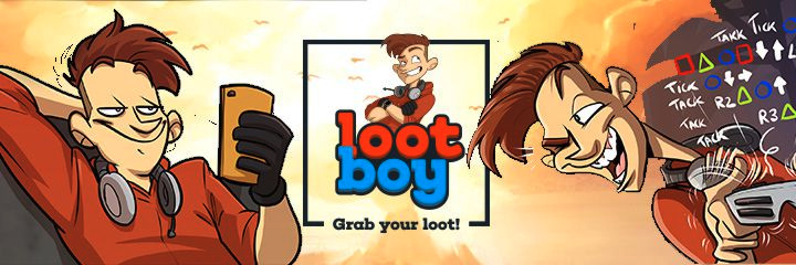 LootBoy Merchandise Shop