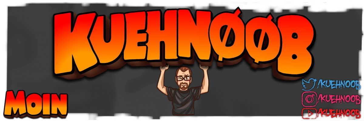 Kuehn00b Official Merchandise - Offizieller Merchandiseshop von Kuehn00b - ...für die wahren Bagaluten und Bagalutinnen unter euch irren Leuten...