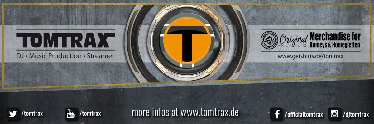 Tomtrax - Merch für Homeys und Homeyletten