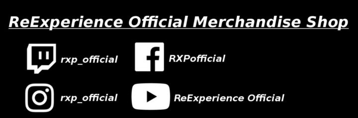ReExperience Official Merchandising