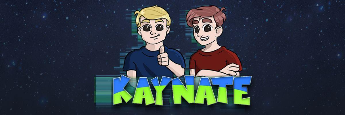 KayNate Official Merchandise - Hey, wir sind Kay und Nate und streamen gerne zusammen verschiedenste Spiele auf Twitch, in diesem Shop findet ihr Artikel mit unseren eigenen erstellten Designs.