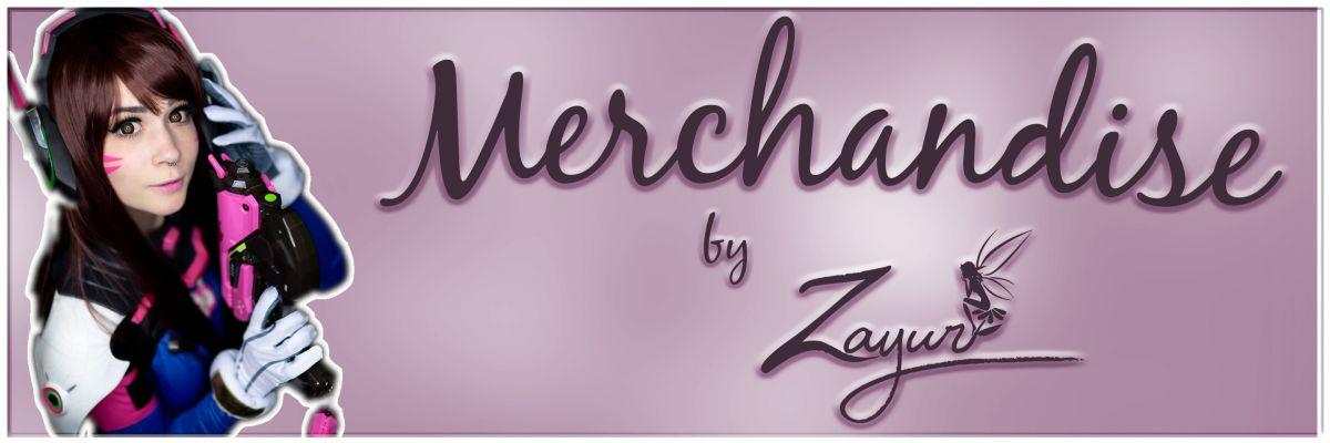 Zayuri Merch Shop -