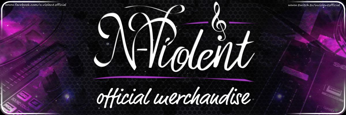 N-Violent - Merchandise für die N-Violent Force