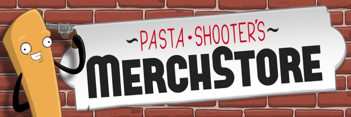 Pasta Shooter's MerchStore