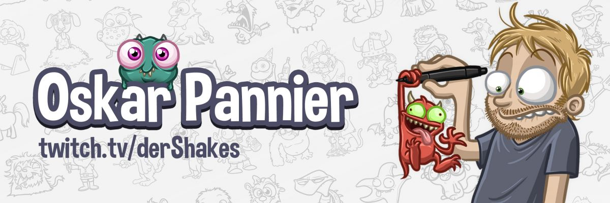 Oskar Panniers Monster-Merch - Monstermörtsch!