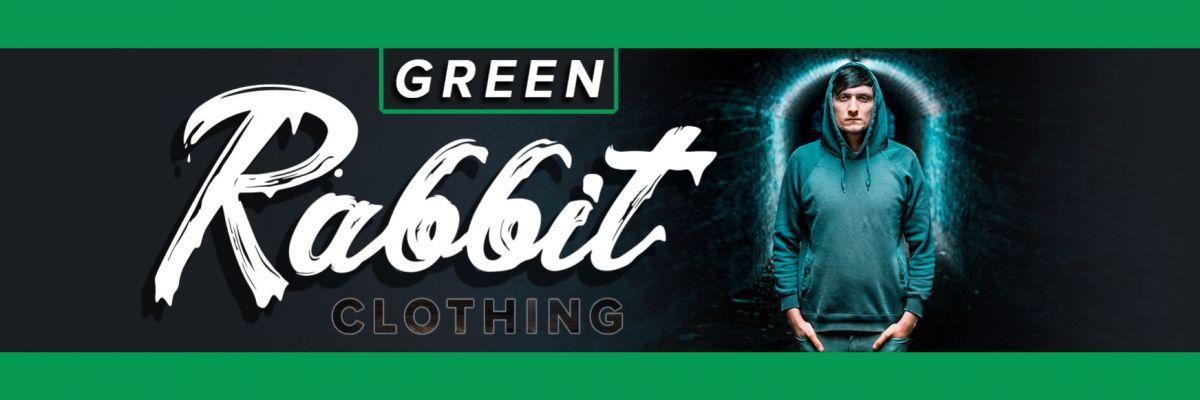 Green Rabbit Clothing - Spread the vibe