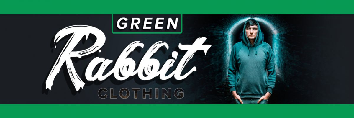 Green Rabbit Clothing - Spread the vibe