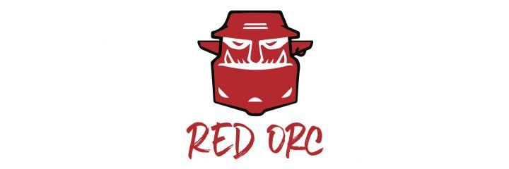 Gaming Merch von Red Orc