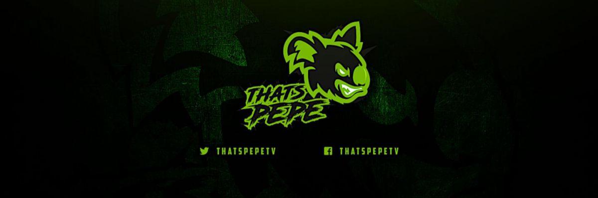 ThatsPepe - Offizieller Merch Shop -