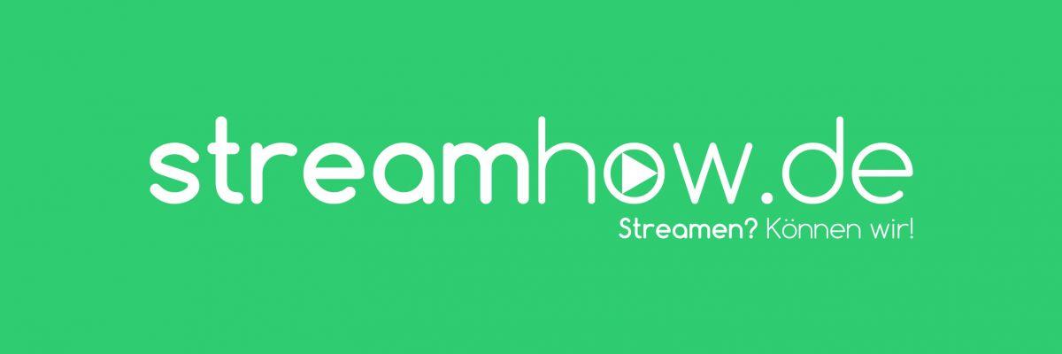 Merch von StreamHow.de -