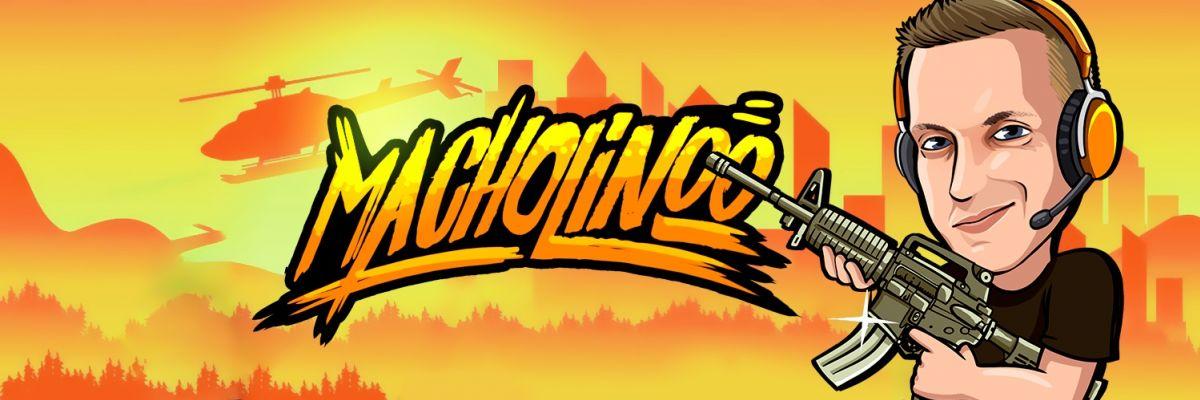 Official Merch von Macholinoo -