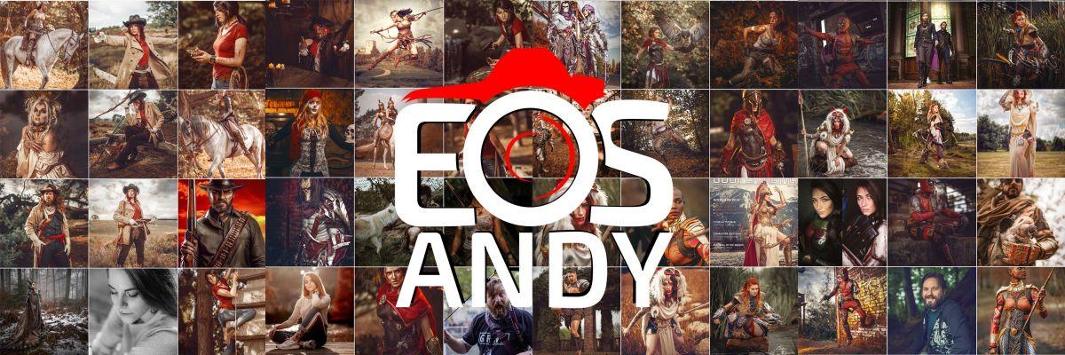 offizieller eosAndy MerchShop - Schön dass Du Dich hier als Fan outest ;) !
