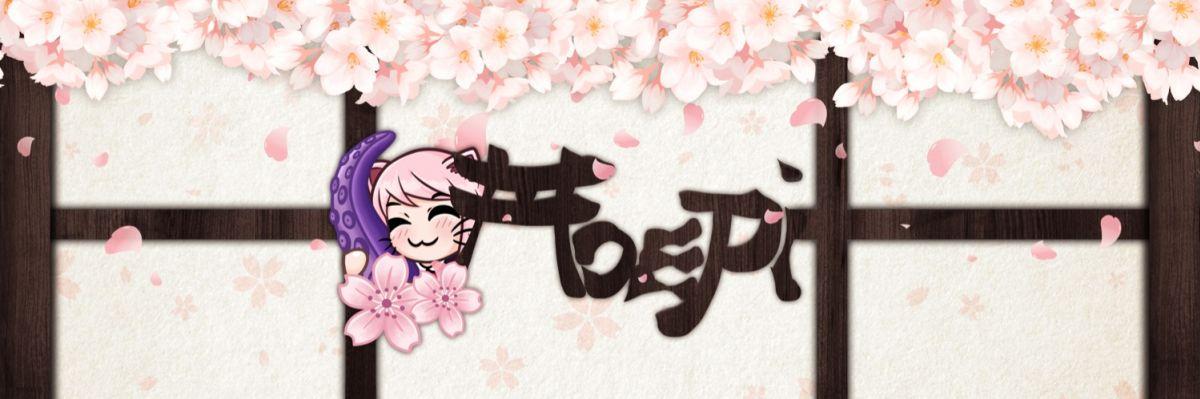Tentakeliger Moep Merch  - Japan/Anime inspirierter Merchandise gezeichnet von der Twitch Streamerin Moepi