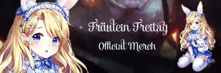 Fräulein Freitag Official Merchandising