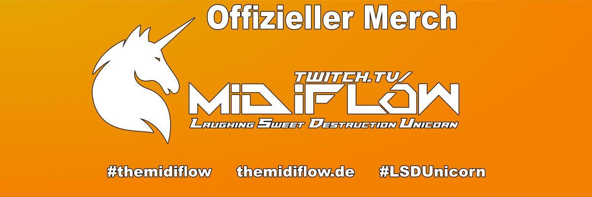MidiFLOW Official Merchandising -