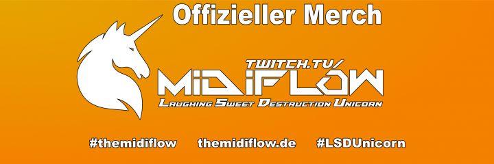 MidiFLOW Official Merchandising