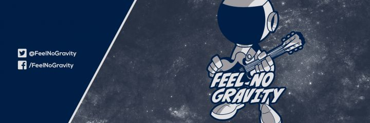 Offizieller Merchandise von FeelNoGravity