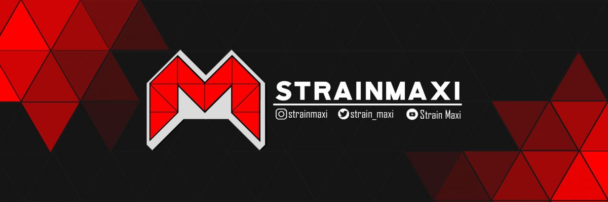 Offizieller Merchandise von StrainMaxi -