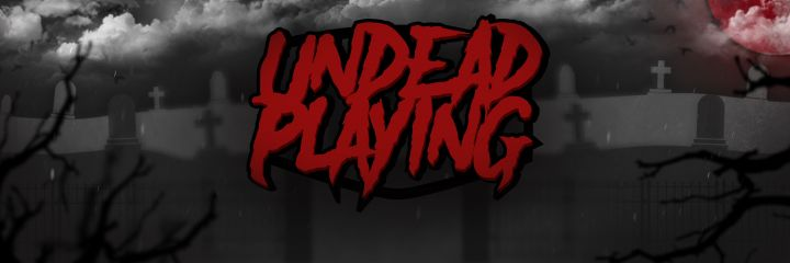 Official Merch from UndeadPlaying