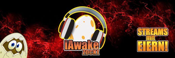 Der Offizielle Merch Shop von iAwake zockt