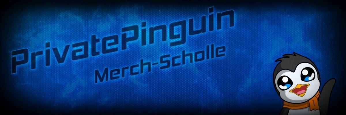 PrivatePinguin Official Merch-Scholle - Hier könnte ein informativer Text stehen ... :P