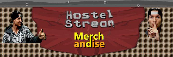 Merchandise by Hostel_Stream