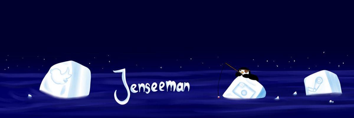 Jenseeman - Chaotischer und Humorvoller Dude der auf Pinguine steht und der alles spielt was vor den Monitor kommt