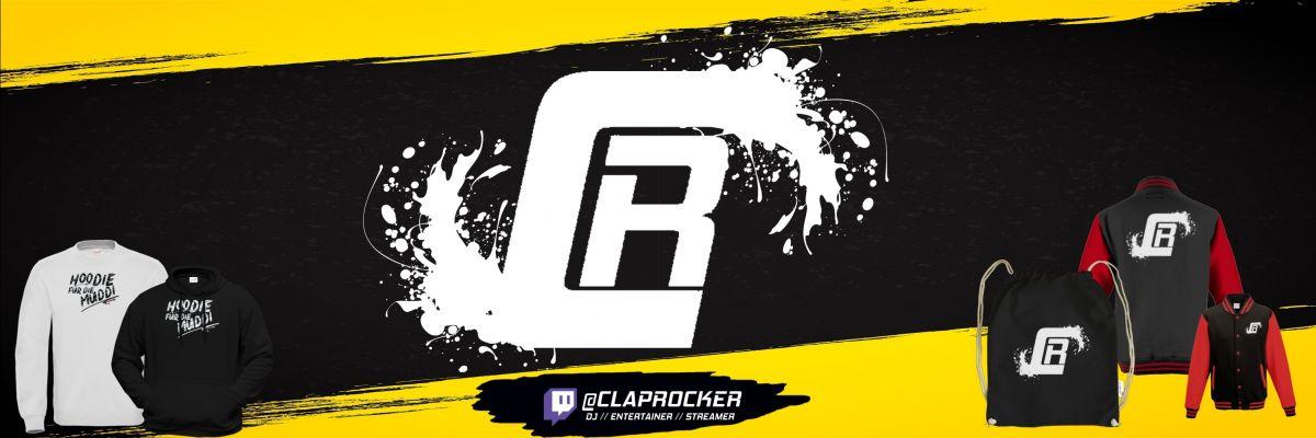 Official Merch von ClapRockerDoZ
