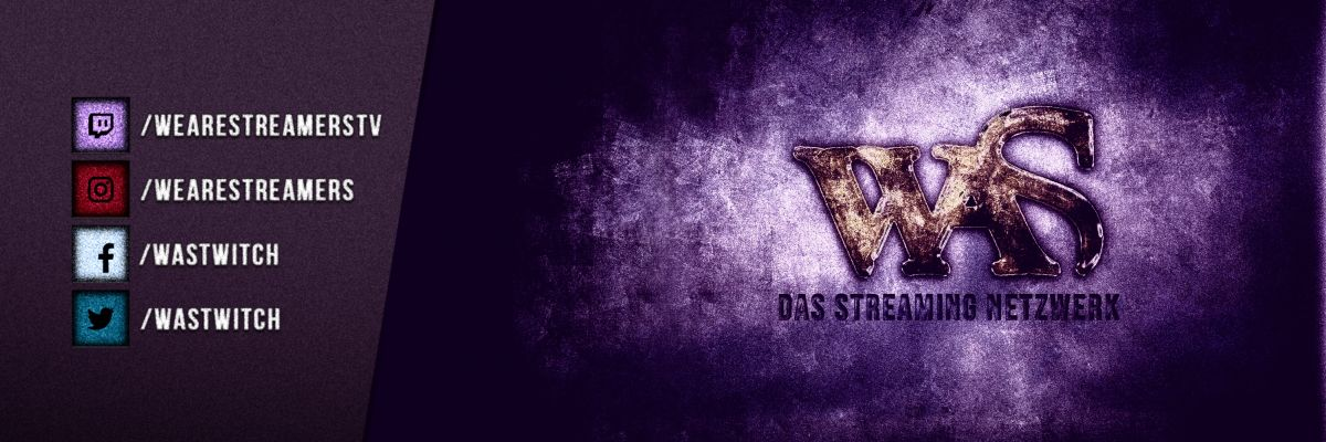 Official Merch von We are Streamers