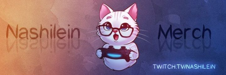 Official Merch von Nashilein -