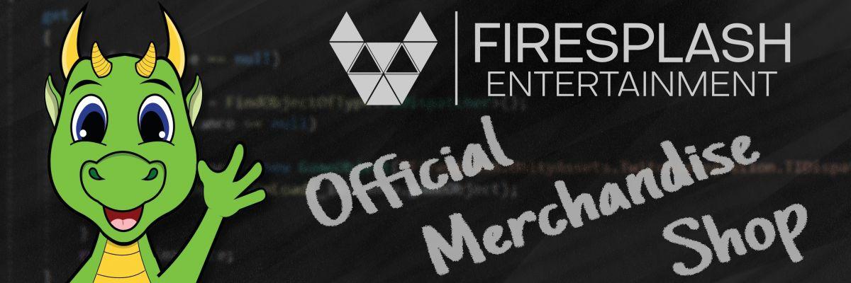 Offizieller Firesplash Entertainment Merchandise