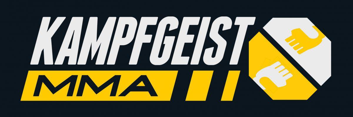 Das offizielle Merchandise von KampfgeistMMA