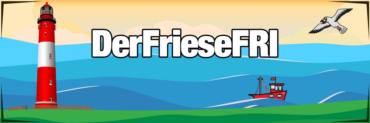 Offizieller Merch von DerFrieseFRI -
