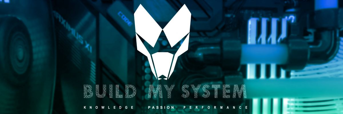 Official Merch von BuildMySystemTV -