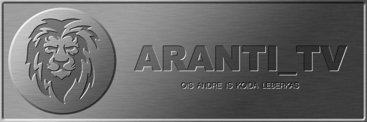 Offizieller Shop von Aranti_tv