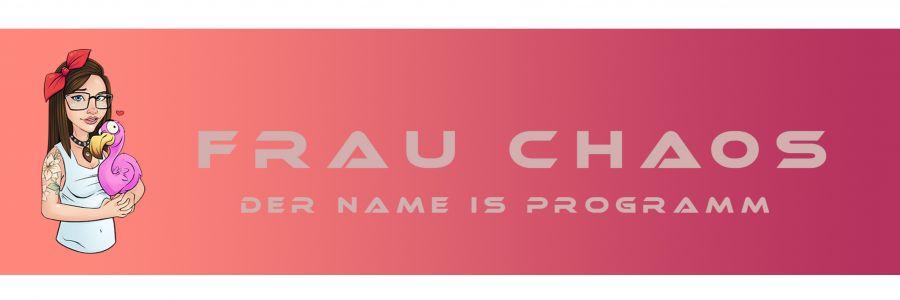Official Merch von Cha0squeenchen