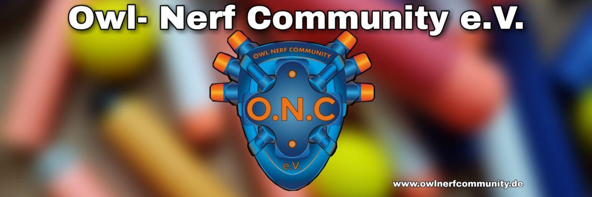 offizieller Merch der Owl-Nerf Community e.V.