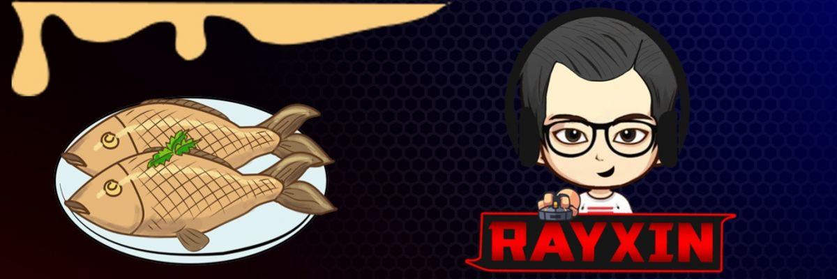 Offizieller Merchshop von Rayxin - Fans von Rayxin als auch von Backfisch-Pudding-Soße kommen hier auf ihre Kosten.