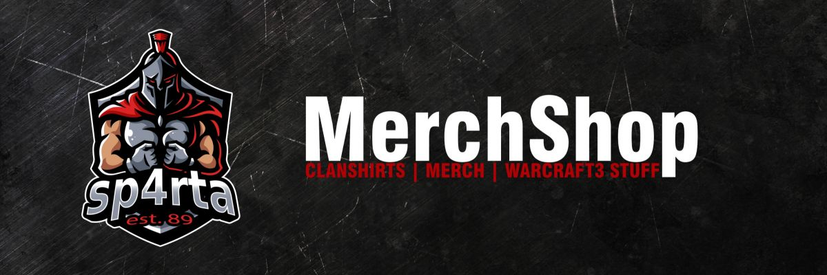 Merch und Warcraft 3 Stuff -