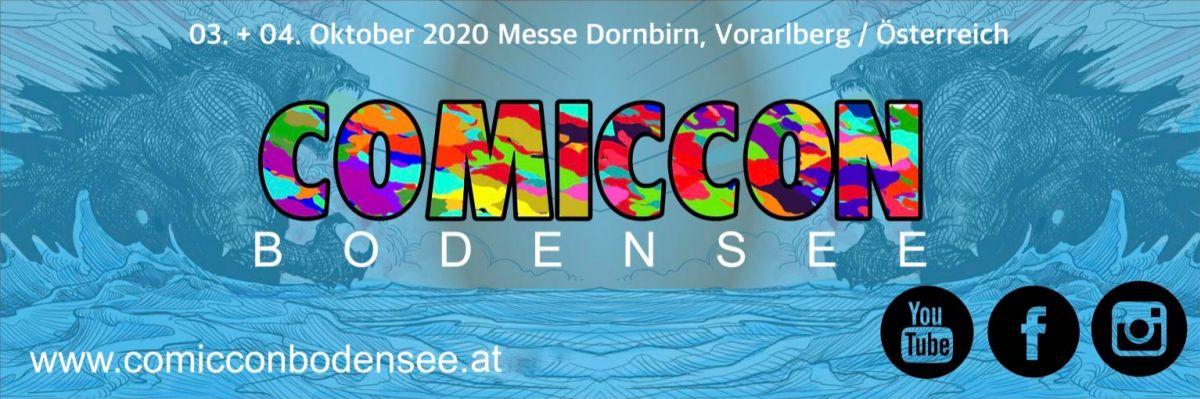 Merch von Comic Con Bodensee